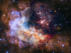 Cumulo estelar westerlund2